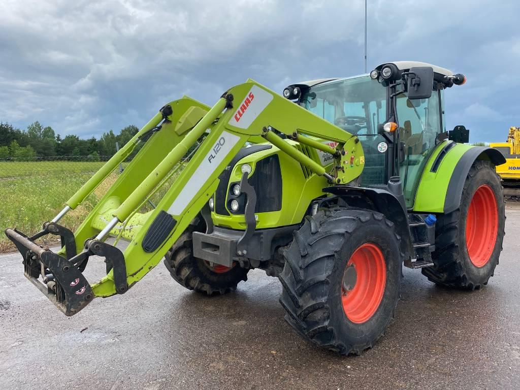 CLAAS Arion 440, Traktorid, Põllumajandus