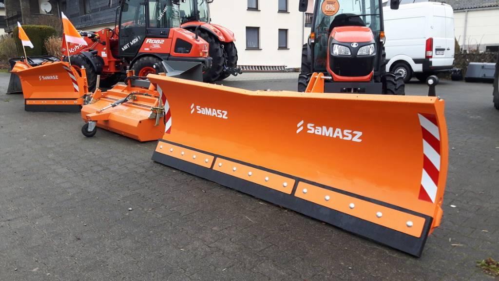 Samasz RAM 300, Chasse neige, Agricole