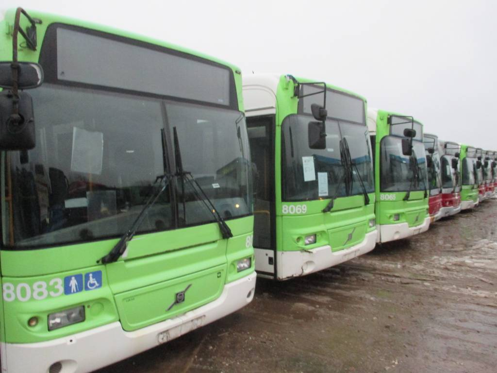 Volvo B12 4X2 10+ Bus For sale, City buses, Trucks and Trailers