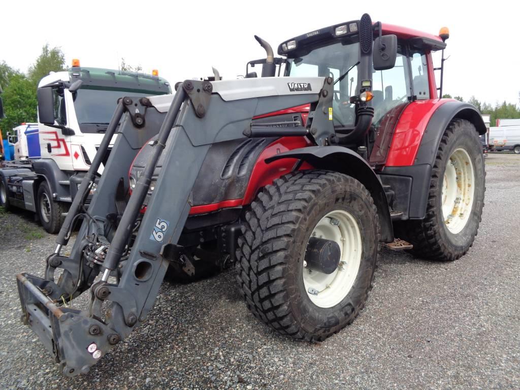 Valtra T 162 Versu, Traktorit, Maatalous