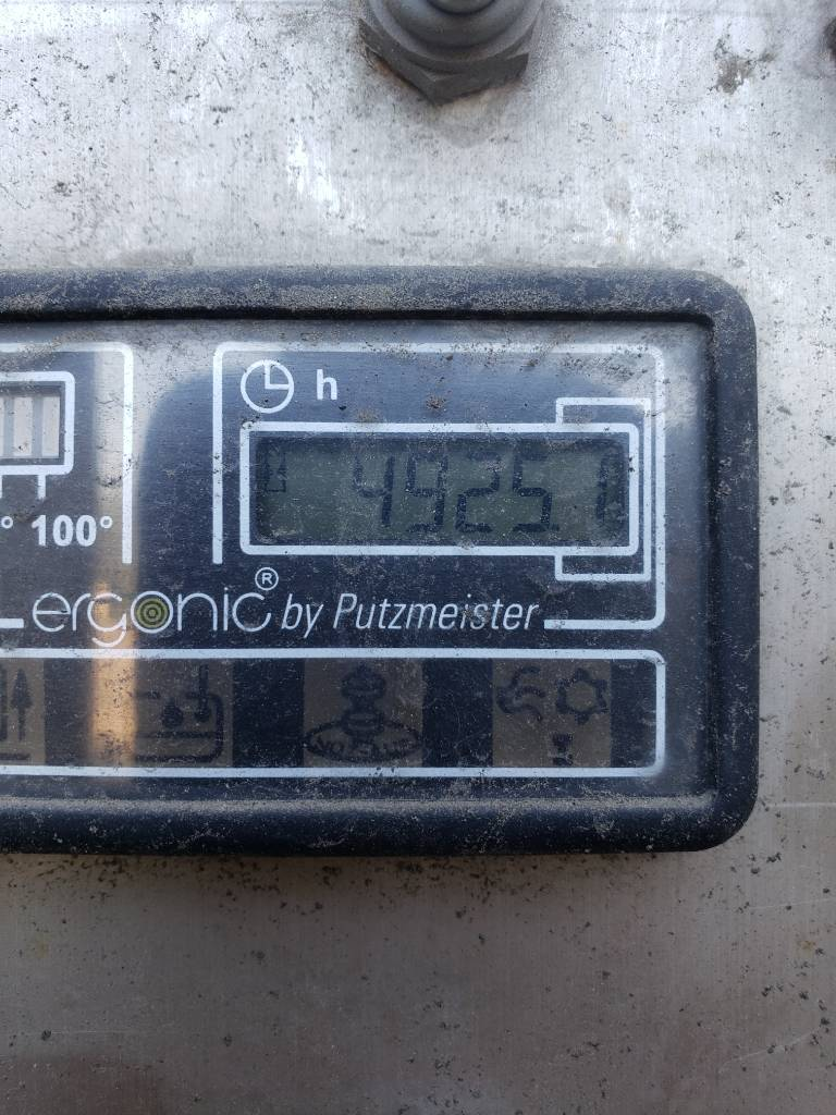 Putzmeister BSF 47Z.16H, Boom Pumps, Construction Equipment