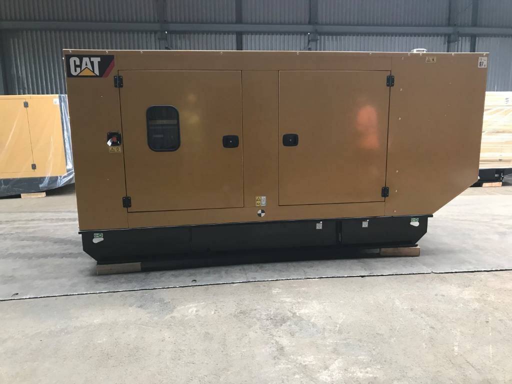 Caterpillar C9 E0 - Generator Set - 275 kVa - DPH 98011, Diesel Generators, Construction
