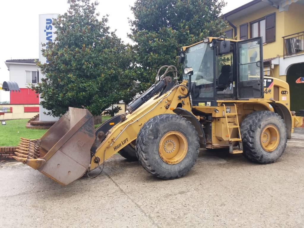 Caterpillar 930 H, Wheel Loaders, Construction Equipment