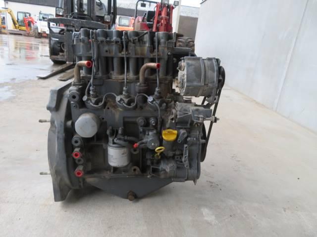 Deutz F3M1011F, Motoren, Bouw