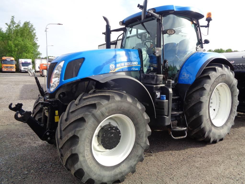 New Holland T.7.235, Traktorit, Maatalous