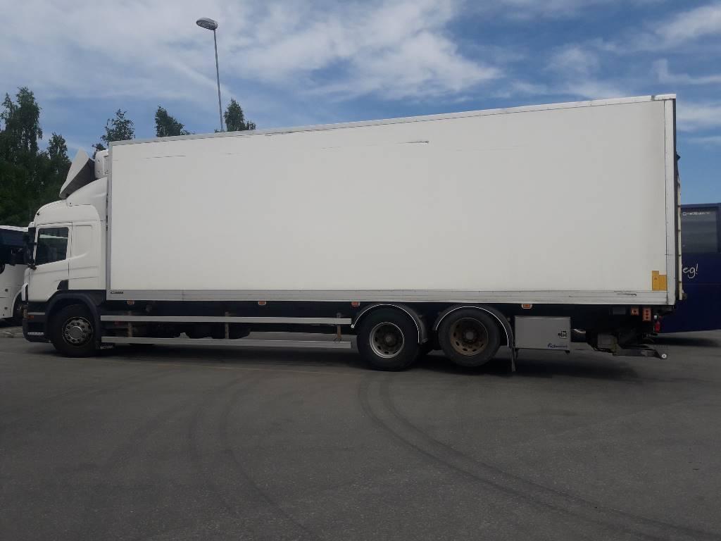 Scania P400, Skapbiler Frys/kjøl/varme, Transport