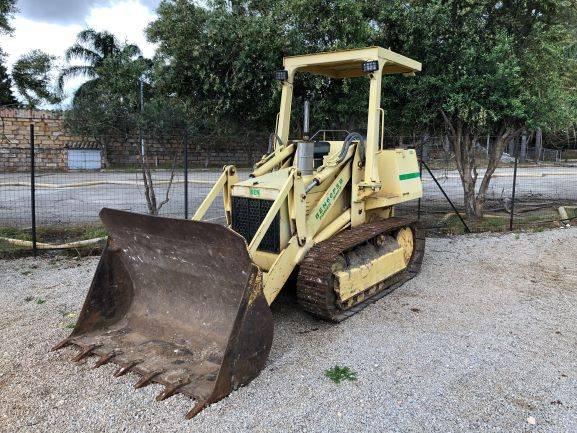 Benati B.60 PSB, Crawler dozers, Construction Equipment