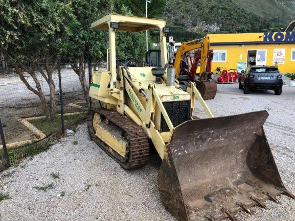 Benati B.60 PSB, Crawler dozers, Construction