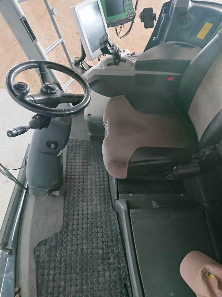 Amazone 4001 Pantera, Systemy nawadniające, Maszyny rolnicze