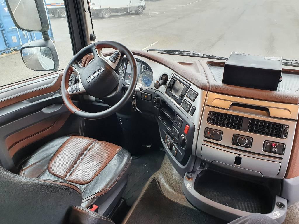 DAF XF 480 FAR 6x2, Umpikorikuorma-autot, Kuljetuskalusto