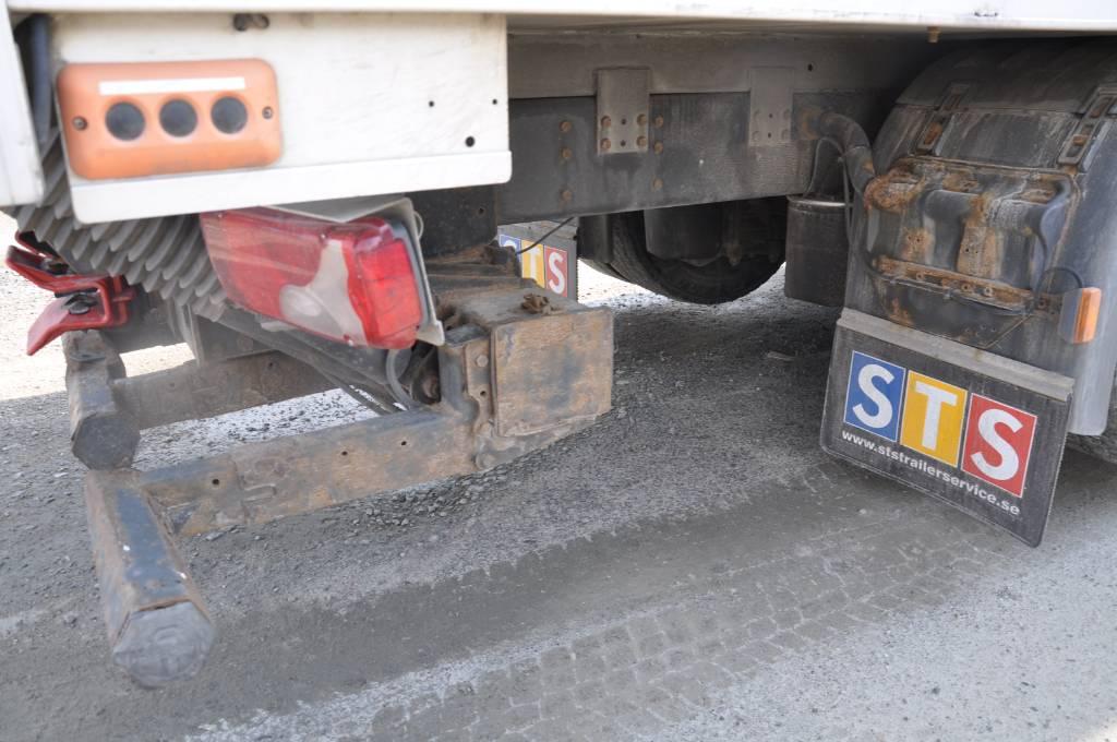 Scania R500 LB6X2MNB, Skåpbilar Kyl/Frys/Värme, Transportfordon