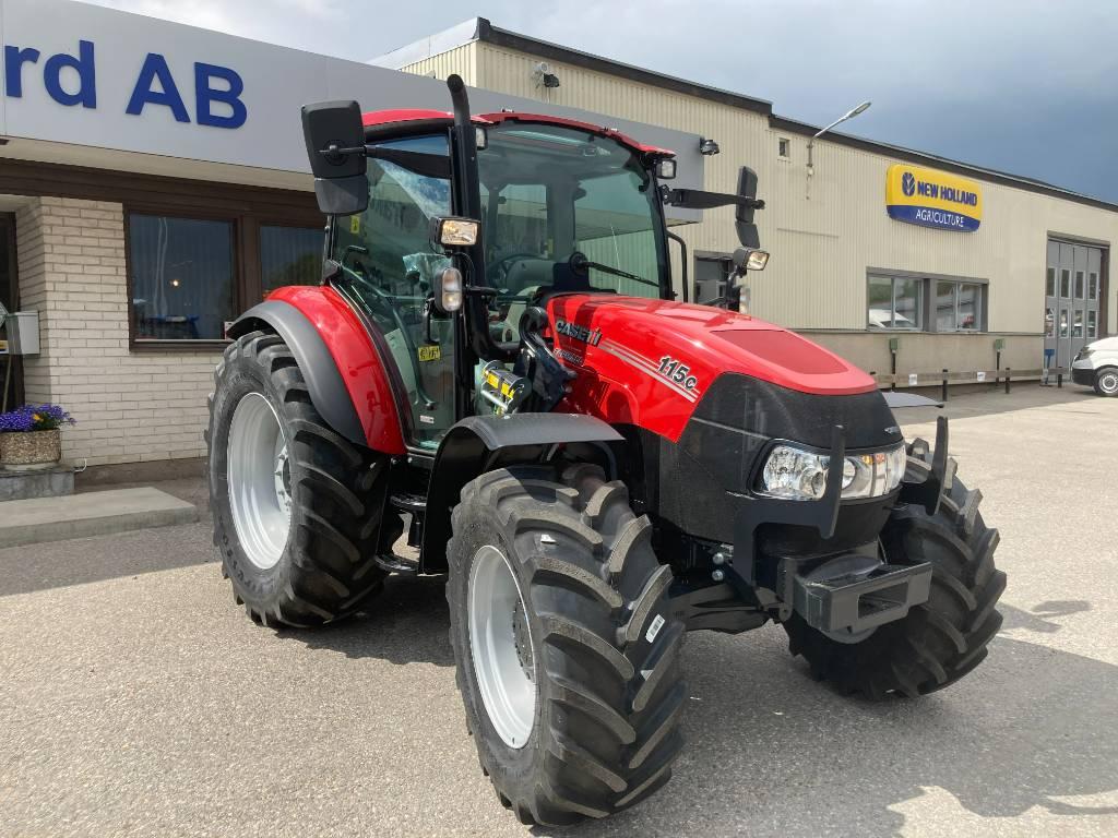 Case IH Farmall 115 C  Hemma för visning, Traktorer, Lantbruk