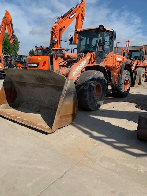 Doosan DL 350-5, Wheel Loaders, Construction Equipment