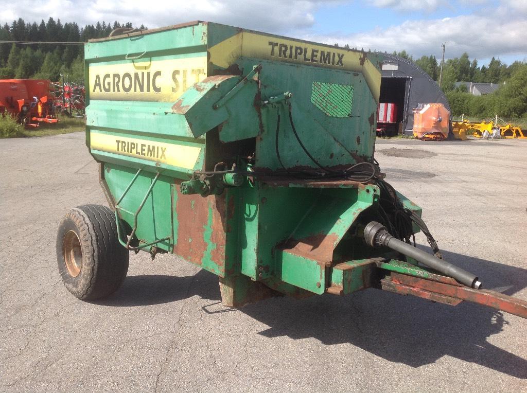 Agronic SLT Triplemix, Paalinkäsittelykoneet, Maatalous