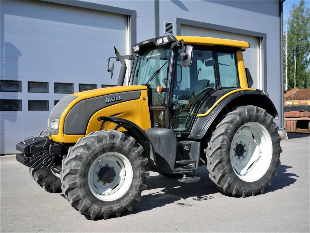 Valtra N101, Traktorit, Maatalous