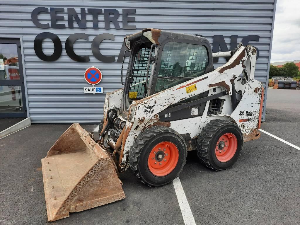 Bobcat S 590, Skid Steer Loaders, Construction Equipment