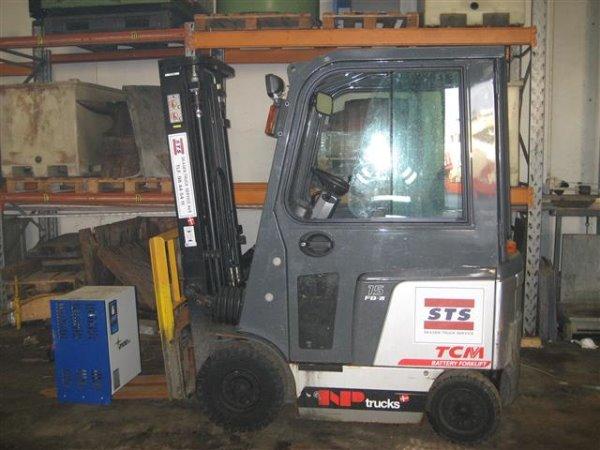 TCM FB15-7, El gaffeltrucks, Trucks
