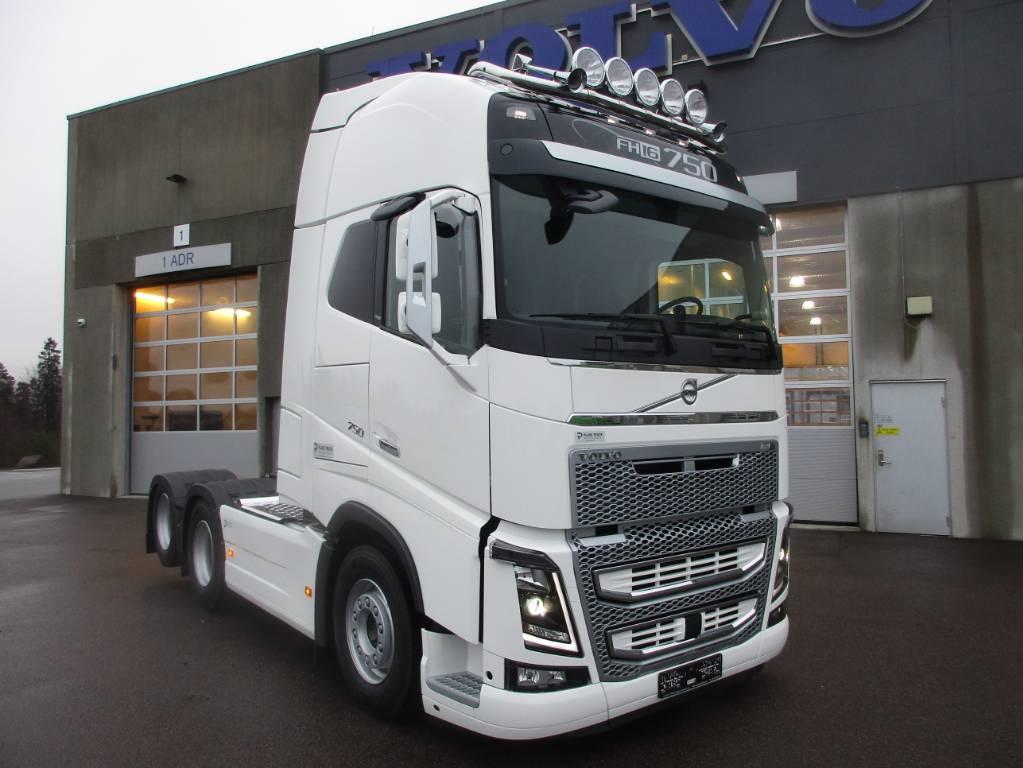 Volvo FH750 - Markedets sterkeste! Leieklar, Trekkvogner, Transport