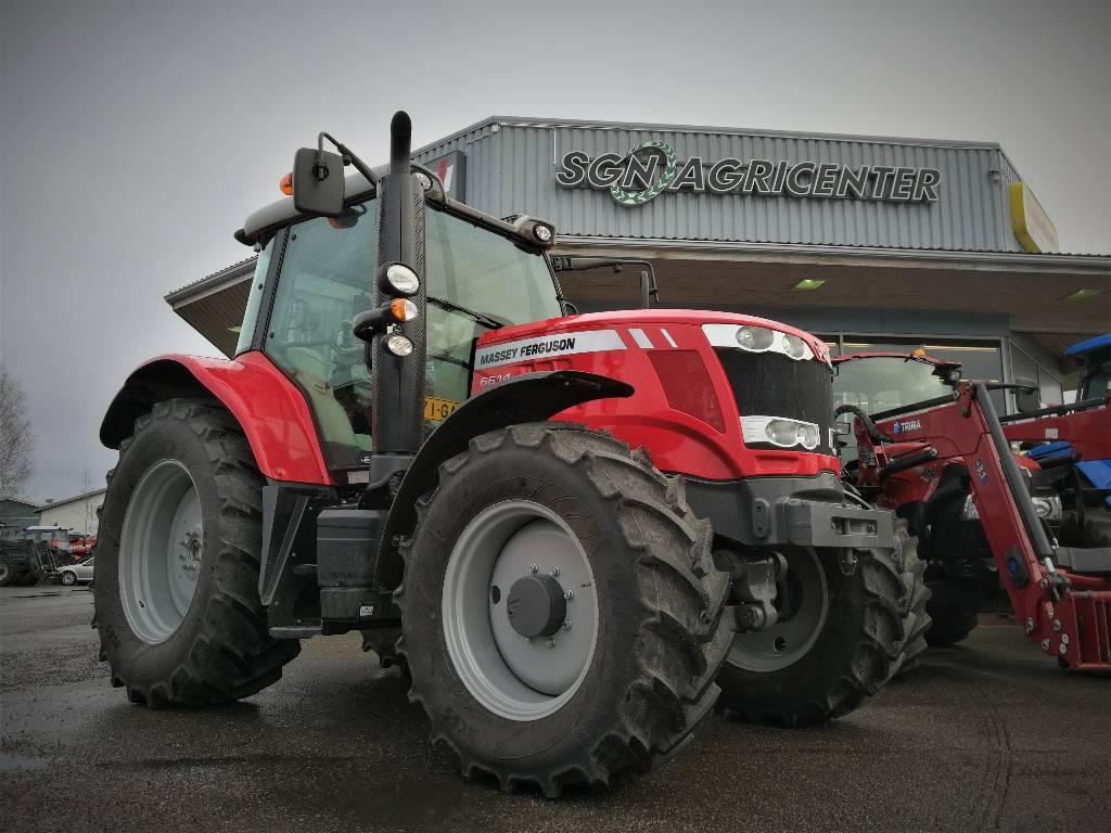 Massey Ferguson 6614 Dyna-6, Traktorit, Maatalous