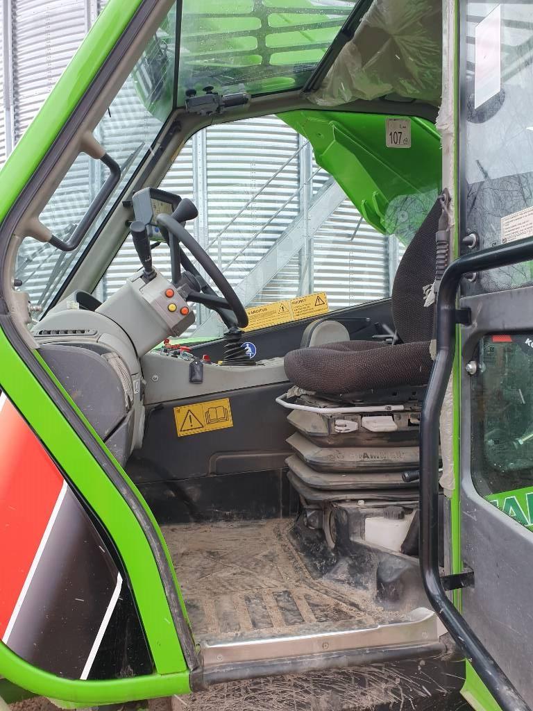 Merlo traktorikurottaja Turbofarmer 41.7  140hv 40k, Kurottajat, Maarakennus