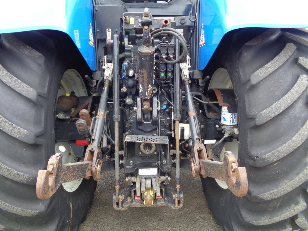 New Holland T 7.210 PC, Tractors, Agriculture