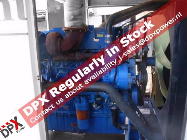 Perkins 4006 Generatorset, Diesel generatoren, Bouw