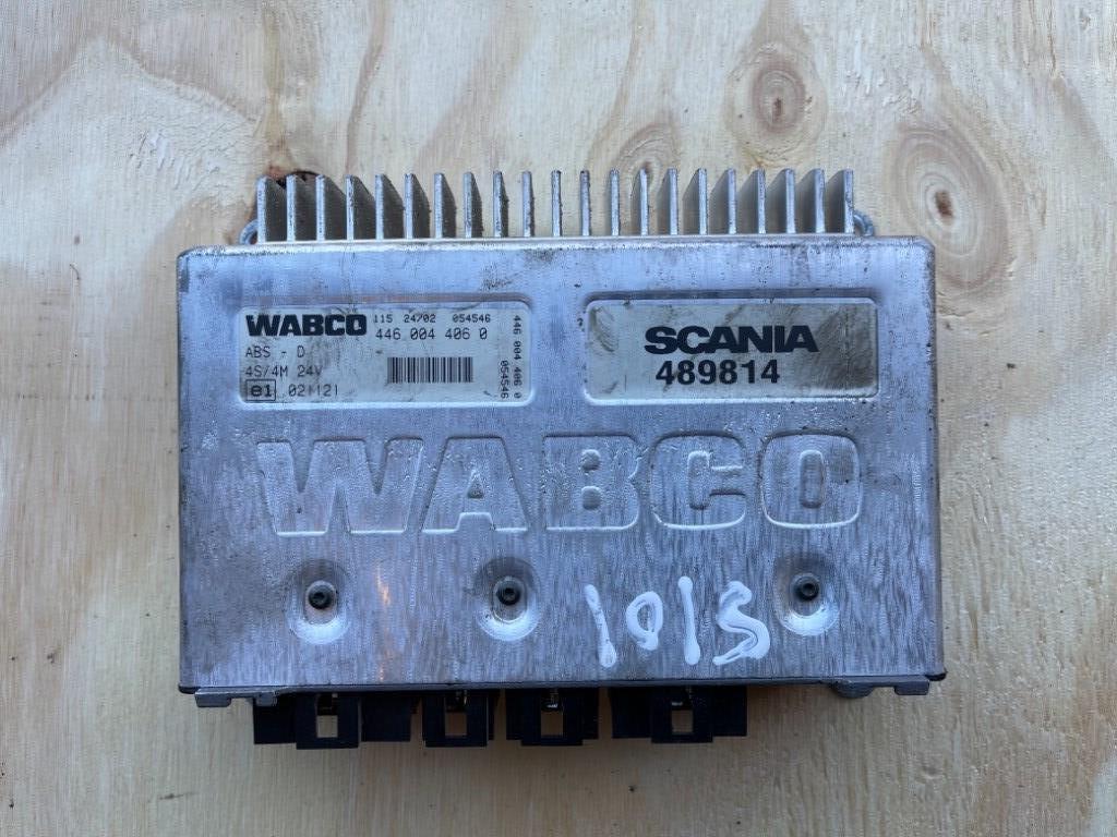 Scania ABS WABCO UNIT (P/N: 489814 / 1435352), Elektronik, Transport