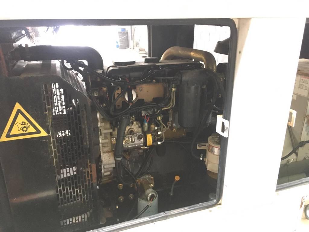 Gesan DPS 60, Generadores diesel, Construcción