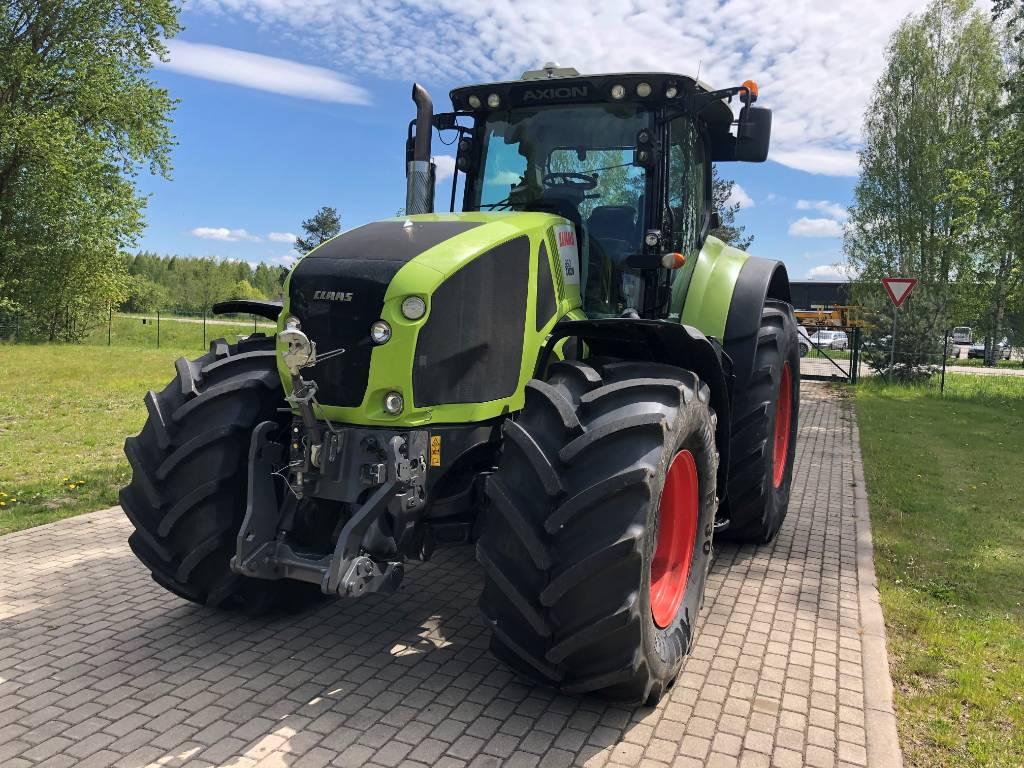 CLAAS Axion 950, Traktori, Lauksaimniecība