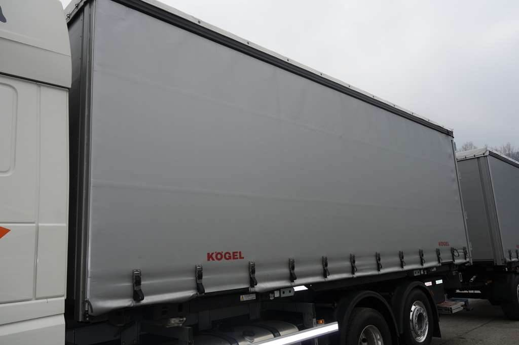 Kögel Swap Wechselpritsche, Other Components, Trucks and Trailers