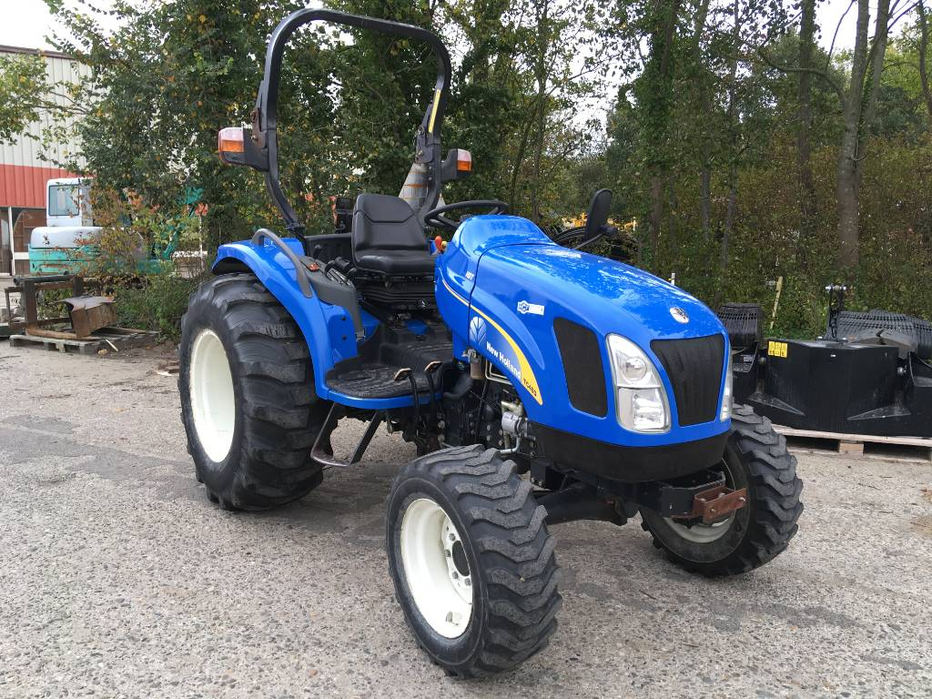 New Holland TC 40 D A, Tractoren, Landbouw