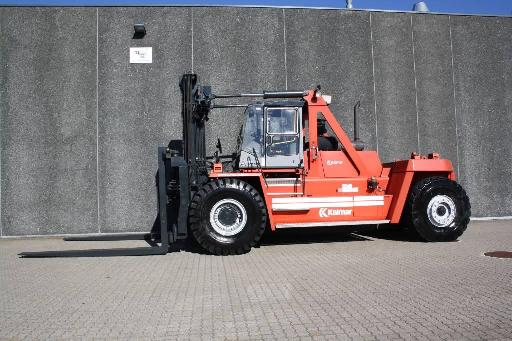 Kalmar LMV DCD370-12, Diesel trucks, Material Handling