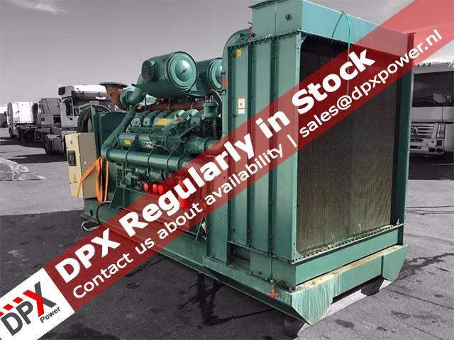 Perkins 4012 Generatorset, Diesel generatoren, Bouw