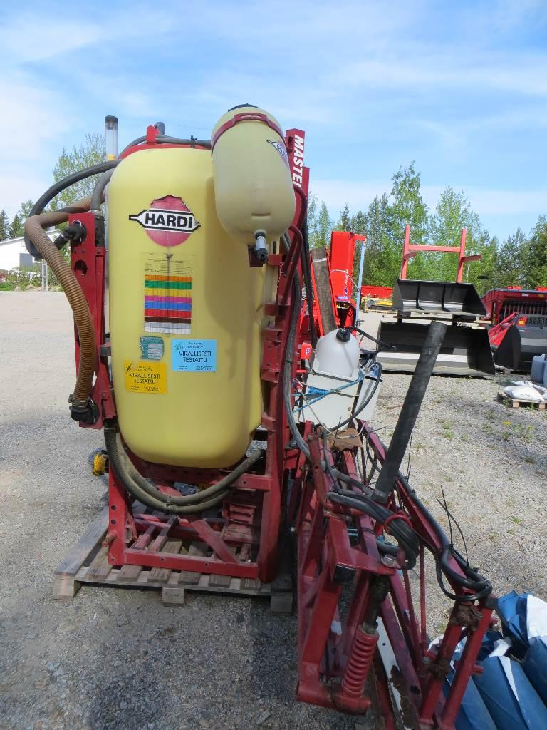 Hardi Master 1302 5/EC 1000L - Mounted sprayers