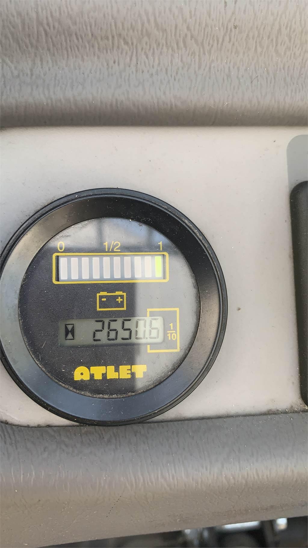 Atlet OPS100DTFVI825, Mittelhub-Kommissionierer, Flurförderzeuge