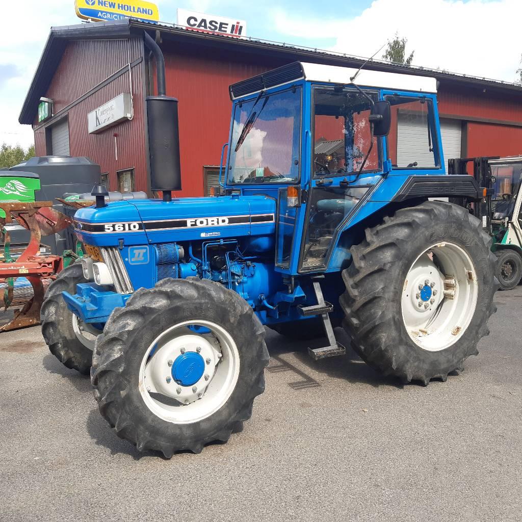 Ford 5610 II Farmari, Traktorit, Maatalous