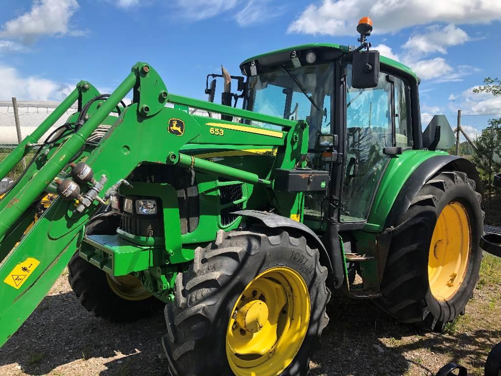 John Deere 6430, Traktorer, Lantbruk