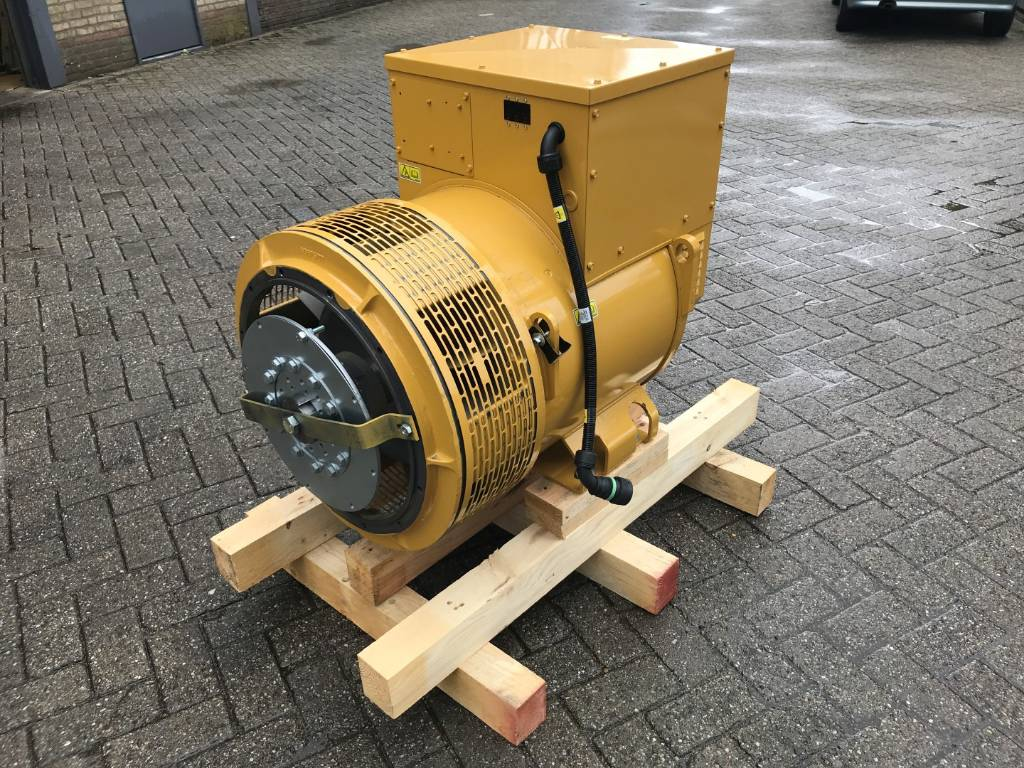 Caterpillar Eco38 3S4 - Generator End - 188 kVa, Generator Ends, Construction