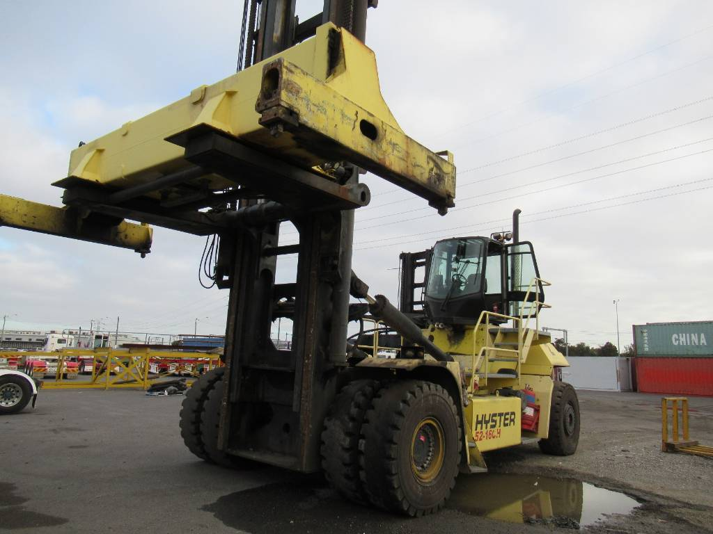 Hyster H52.00XM-16CH, Container Handlers, Material Handling