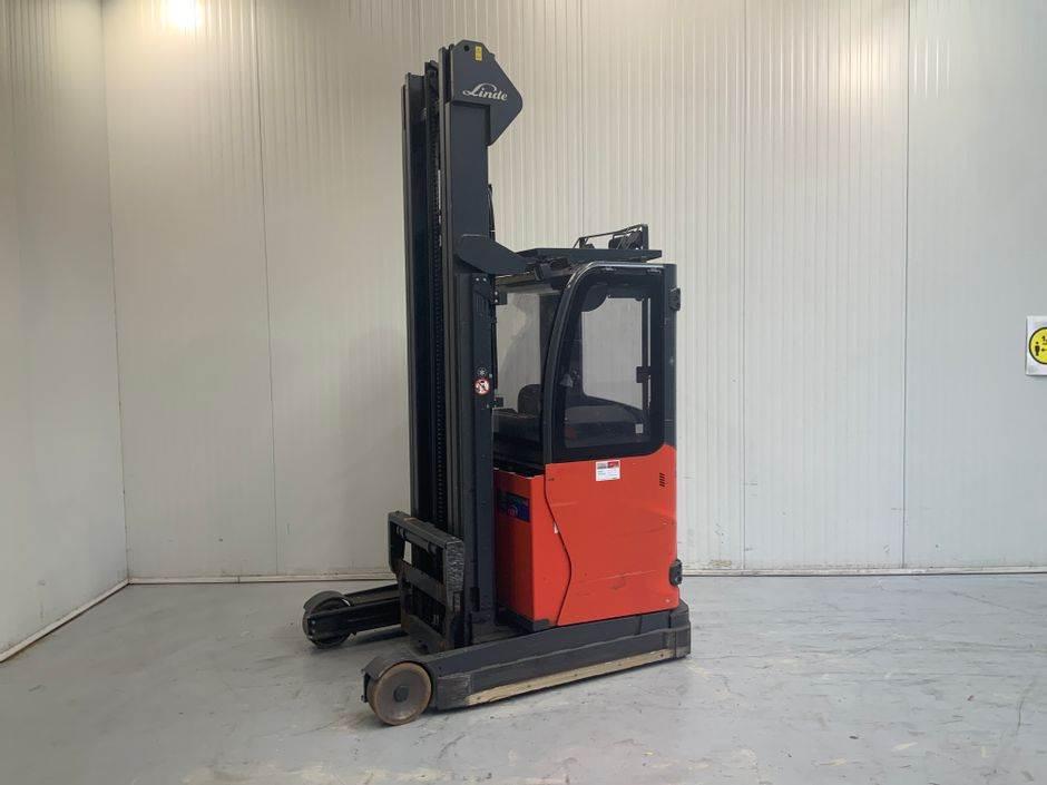 Linde R16 1120 Serie, Reach trucks, Material Handling