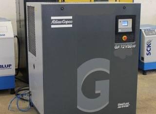 Atlas Copco ZT 22 VSD FF, Compressors, Industrial