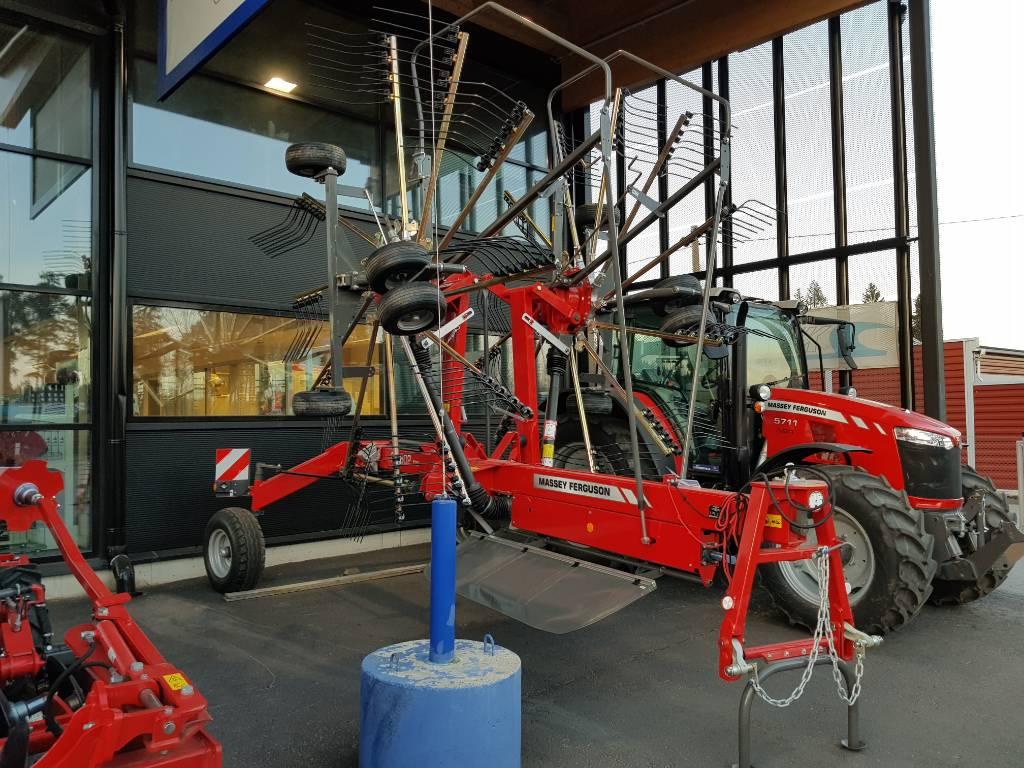Massey Ferguson RK 802 TRC-ECO, Karhottimet, Maatalous