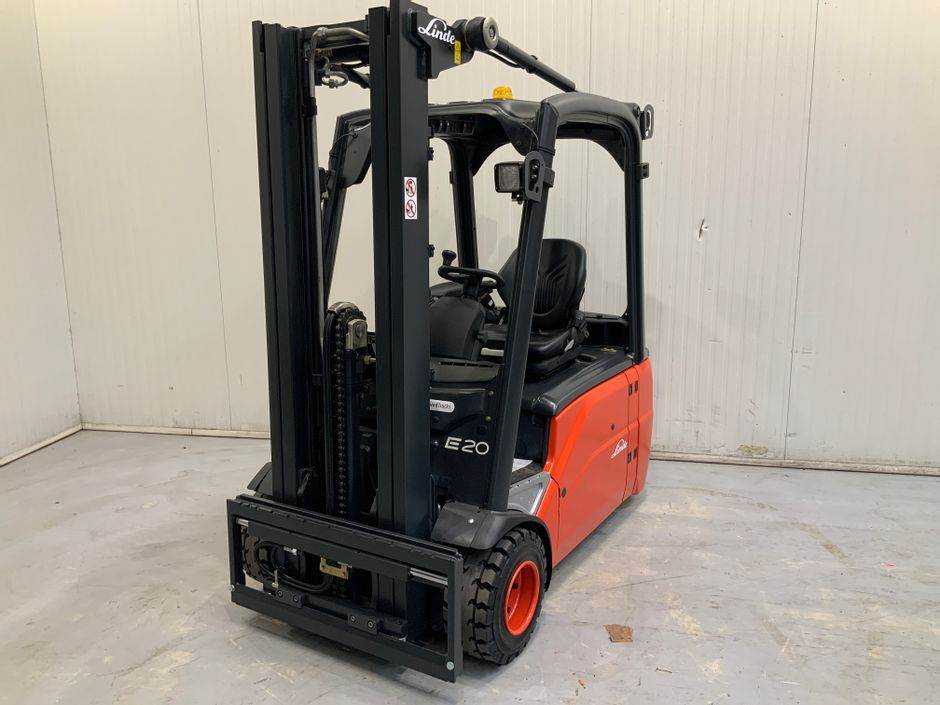 Linde E20 L 386 Serie, Electric Forklifts, Material Handling