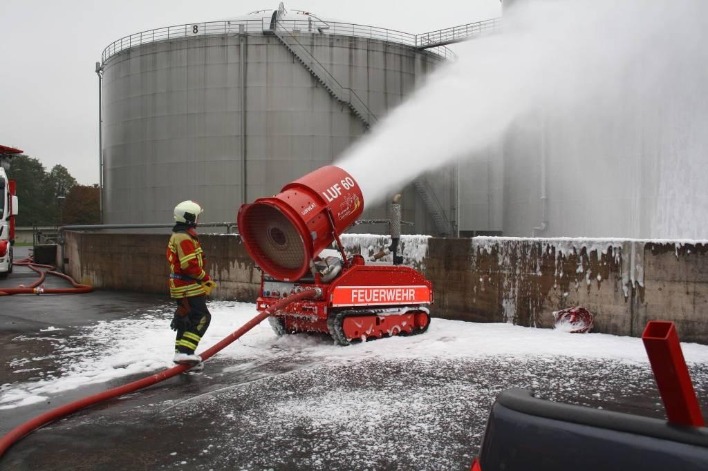 LUF MOBILE FIREFIGHTING SUPPORT MACHINE LUF 60 AND 120, Overige terreinbeheermachines, Terreinbeheer