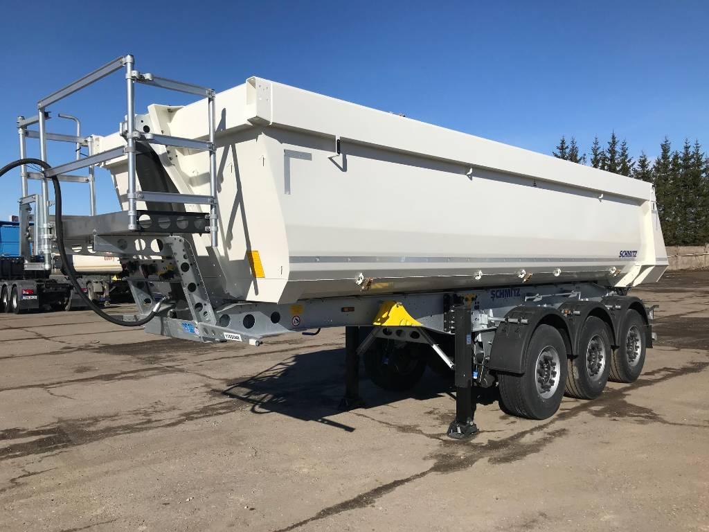 Schmitz Cargobull SKI 24 SL 7.2, Kallur-poolhaagised, Transport