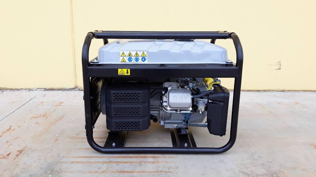 Wacker Neuson MG3-CE, Generatori a benzina, Costruzioni