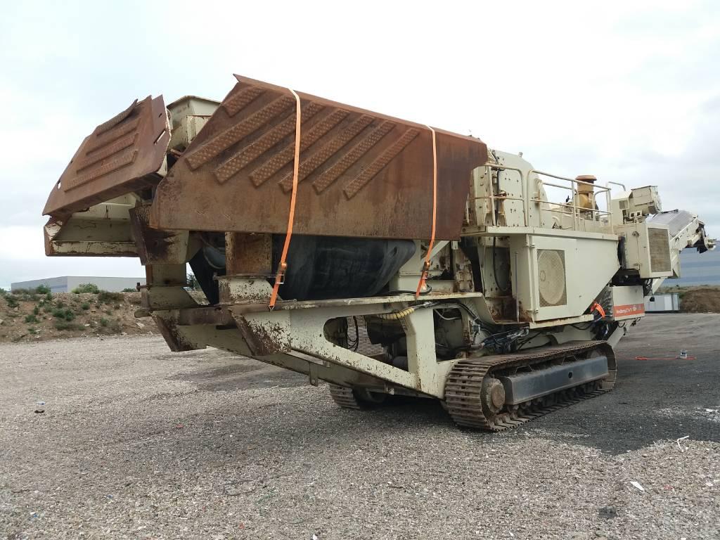 Metso LT 1415, Mobile crushers, Construction Equipment