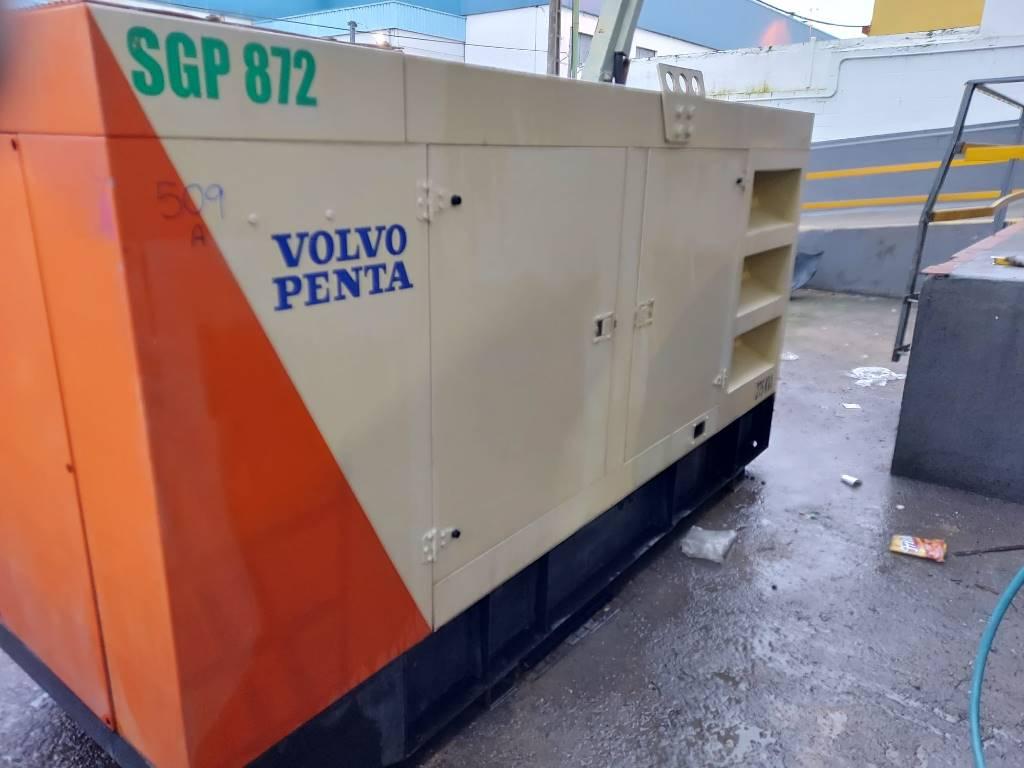 Pramac GSW 275, Generadores diesel, Construcción