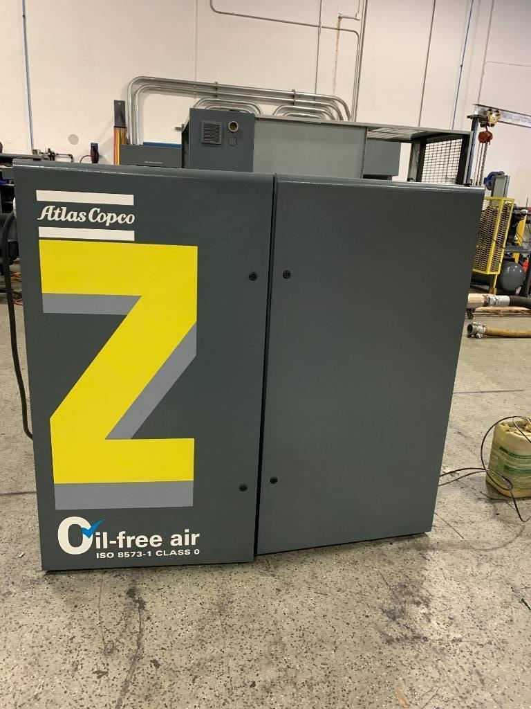 Atlas Copco ZT 18, Compressors, Industrial