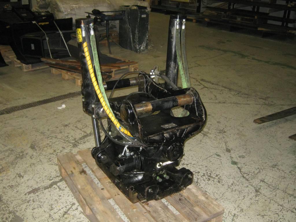 [Other] Steelwrist X26, Rotatorer, Anlegg